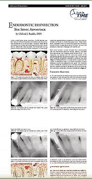 Ruddle Downloadable PDF Library   Advanced Endodontics
