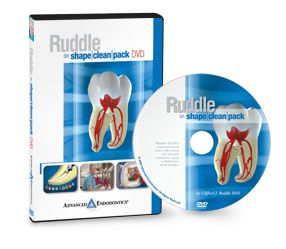 Ruddle on Shape Clean Pack DVD