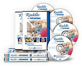 Ruddle on Retreatment DVD